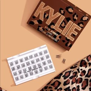 🤎New Kylie Cosmetics Individual Eyelash Trio's🤎